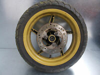 APRILIA SR 50 FRONT WHEEL WITH TYRE 130-60-13