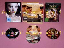 3 DVD's _ Die weisse Massai & Wasser für die Elefanten & Black Swan _TOP-Zustand