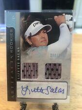 New listing 2021 Upper Deck Artifacts Golf Rookies RC #100/149 Lizette Salas Rookie RC Auto