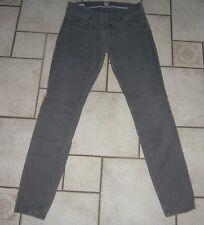 7f87350b0ddb HUGO BOSS Jeans BOSS ORANGE Hose grau SLIM FIT Röhrenjeans Stretch W31 L34