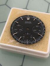 Rolex Chronograph Dial
