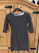 French Connection Stripe Tunic Size 10
