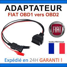 Adaptateur OBD2 vers FIAT OBD1 - DIAG Auto OBD2 ELM327 ECU SCAN MULTI
