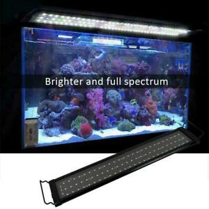 15'20'24' 36' 48' Dimmable Full Spectrum LED Aquarium Light Reef Coral Marine