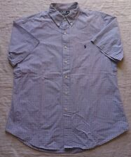 "Chemise Homme  "" POLO BY RALPH LAUREN "" Taille 42"