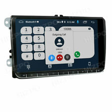 """9"""" Android 9.0 Car Radio Stereo no-DVD Player GPS Navi Multimedia Wifi 4G for VW"""