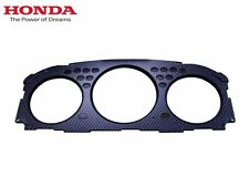 Genuine HONDA TYPE-R CIVIC EK9 VISOR Assy Carbon panel METER UNDER PANEL Japan