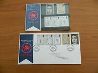 1969 INVESTITURE PRESENTATION PACK  + FIRST DAY COVER IN VERY GOOD  CONDITION