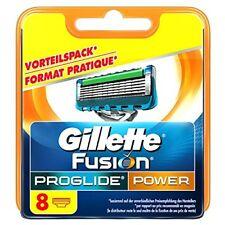 Gillette Fusion Proglide Power Lames de Rasoir pour Hommes