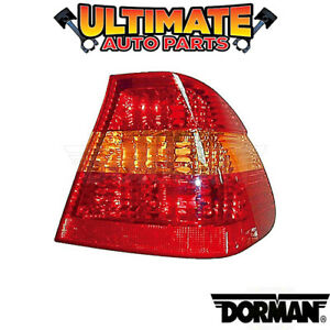 Tail Light Lamp (Right Side Quarter Mounted) for 02-05 BMW 330i 330xi