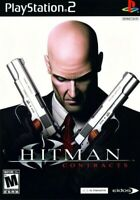 Hitman: Contracts - Playstation 2 Game Complete