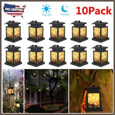 10Pack Led Solar Power String Fairy Light Lamp Chandelier Party Garden Decor
