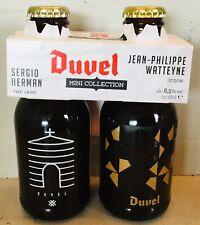 DUVEL Brewery MOORTGAT MINI collection Sergio HERMAN & WATTEYNE limited edition