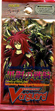 Cardfight! Vanguard Cavalry of Black Steel Booster Packs X2
