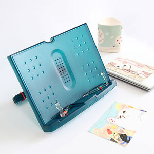 BST-09 BEST BOOK STAND ACTTO ( Light weight but sturdy / Document Holder )
