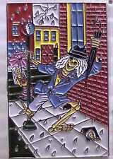 CLOSE OUT !! 10 PACK GRATEFUL DEAD RELIX DANCING IN THE DEAD RAIN 1 3/4 in PIN