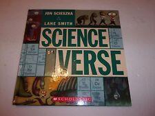 (2) Jon Scieszka / Lane Smith  Science Verse / Math Curse   (VGCond)