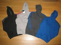NWT Men's Adidas Pull Over ESS Heavy Weight Hoody (Retail $55)