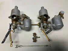 SU Carburetors Pre War Austin, Jag, AC, Others