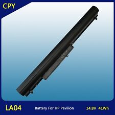 New listing New La04 For Hp Spare Battery 776622-001 728460-001 752237-001 15-1272wm Laptop
