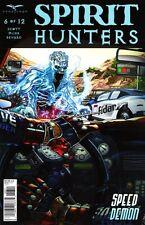 Spirit Hunters #6 (Of 12) Cover A Comic Book 2017 - Zenescope