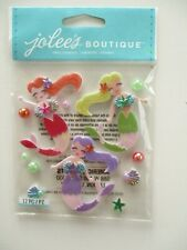 JOLEE'S BOUTIQUE STICKERS - Mermaids