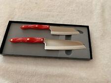 Cutco Santuko 2 Piece Cutlery Set in Gift Box