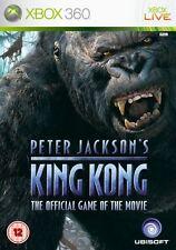King Kong - Xbox 360 - UK/PAL