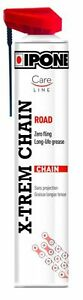 Graisse Chaîne MOTO IPONE Spray Chain X-Trem Road - 250ml
