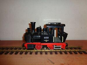 LGB/Playmobil  schwarze Dampflok