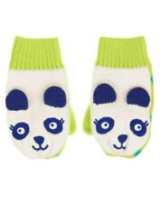 GYMBOREE COLOR HAPPY CUTE PANDA N DOT SWEATER MITTENS 0 12 24 2T 3T 4T 5T NWT