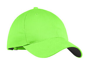 AUTHENTIC-NIKE-UNSTRUCTURED-SWOOSH ON BACK CAPS- LIGHTWEIGHT- COOL GOLF DAD HATS