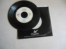 BILLY IDOL hot in the city / catch my fall remix fix CHRYSALIS sleeve   45