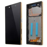 PANTALLA COMPLETA LCD + TACTIL + MARCO SONY XPERIA Z5 DORADO