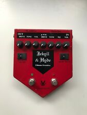 Jekyll and Hyde V1 Overdrive Guitar Pedal by Visual Sound