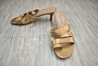 **Donald Pliner Klarisa Sandal - Women's Size 8.5M, Bronze