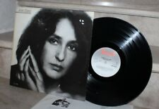 LP Vinyle. Joan baez - Honest lullaby  (1979)