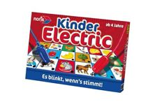NORIS spiele 606013702 - Kinder Electric Kinderspiel
