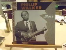 Phillip Walker LP BLUES Hightone Records 8013 NM/NM 1988