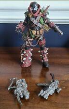 Arsenal of Doom Spawn Figure McFarlane Toys Regular Edition Loose
