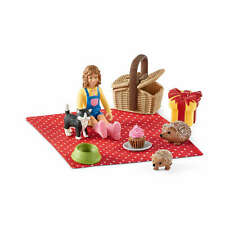 42426 Schleich Birthday Picnic (Farm World) Plastic Figure