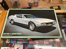 Fujimi 1/16 Scale Bertone's Jaguar Pirana plastic model kit #10123