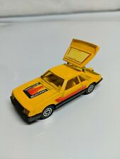 Corgi Ford Mustang Cobra Yellow Made in United Kingdom