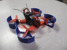 Walkera Rodeo 110 Set 4 Tiny Whoop Style Prop Propeller Guards 3D Printed Indoor