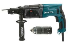 Perforateur Makita Marteau Démolisseur Hr2611ft Perceuse Rotation-
