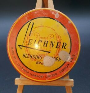 Leichner Blending Powder No. 116 - 3/4 full - Authentic Vintage Make-up Gift