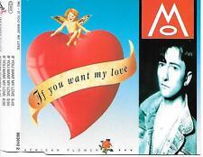 MO - If you want my love CDM 4TR Synth-Pop Austria 1993