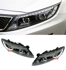 OEM Genuine Dual DRL Projection Head Light Lamp 2p For 2014-2015 Kia Optima : K5