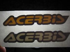 ACERBIS Factory effex Iron-ons for Shirts, Jackets, Pants & jerseys