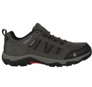 GELERT Horizon Low Waterproof Mens Walking Shoes Grey UK 7 US 8*REFCRS18
